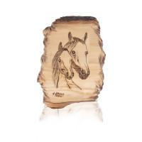 Pirografia Cavalli
