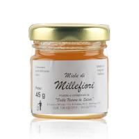Miele di Millefiori dal Trentino  45 GR