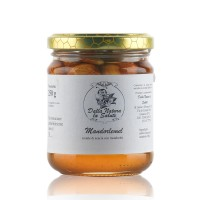 Mandorlemel-miele e mandorle 250 gr (disponibile in autunno)