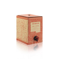 VINO ROSATO  BAG IN BOX  | CANTINA TOBLINO 5L