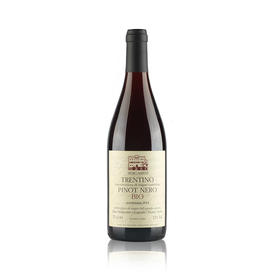 Pinot Nero Bio 2015 Maso Bergamini